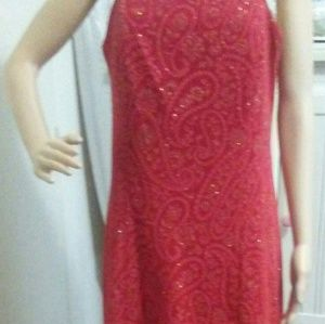 Nightway Evening dress Size Small
